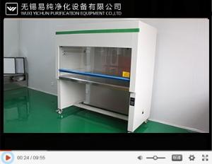 SW-CJ-VS2型双人垂直超净工作台视频